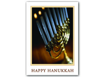 Menorah Memories Hanukkah Cards